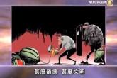 【变调主旋律_讽刺幽默诙谐_中国大陆新闻解读】变调主旋律:天地之间有杆秤